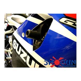 Shogun Frame Sliders Suzuki GSXR600 1997-2000 / GSXR750 1996-1999