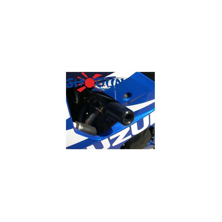 Shogun Frame Sliders Suzuki GSXR600 / GSXR750 2004-2005 | 10% ($4.00 ...