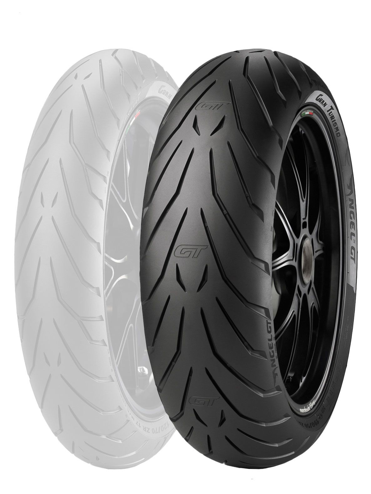 Motorcycle Rear Tire >> Pirelli Angel Gt Rear Tires Revzilla
