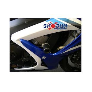 Shogun Frame Sliders Suzuki GSXR 600 / GSXR 750 2006-2007