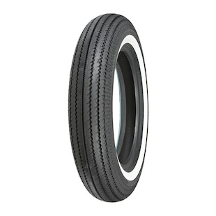 Shinko 270 Super Classic White Wall Tires