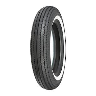 Shinko 270 Super Classic White Wall Tire