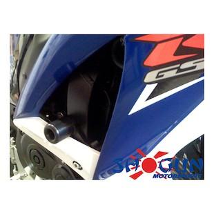 Shogun Frame Sliders Suzuki GSXR600 / GSXR750 2008-2010
