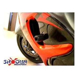 Shogun Frame Sliders Suzuki Hayabusa GSX1300R 2008-2015