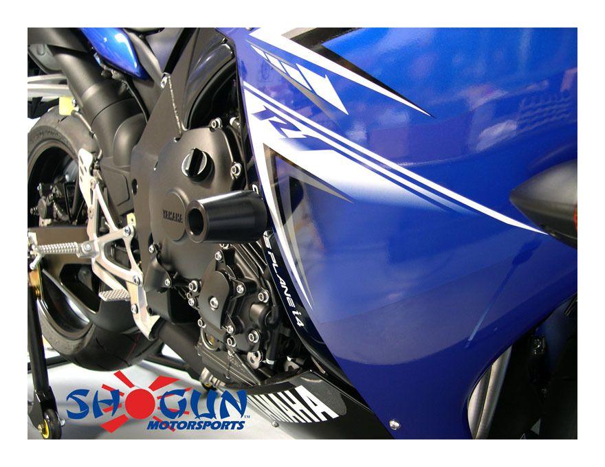 Shogun Frame Sliders Yamaha R1 2009-2014   10% ($6.00) Off! - RevZilla