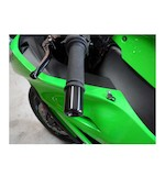 Shogun Bar End Sliders Kawasaki ZX10R 2011-2015