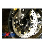 Shogun Front Axle Sliders Honda CBR600RR 2007-2012