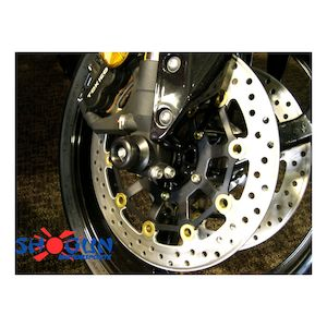 Shogun Front Axle Sliders Honda CBR1000RR 2008-2012