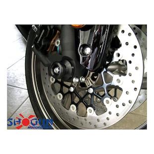 Shogun Front Axle Sliders GSXR600 / GSXR750 / GSXR1000