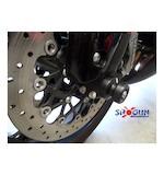 Shogun Front Axle Sliders Suzuki GSXR600 / GSXR750 2011-2014