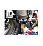 Shogun Swing Arm Sliders Kawasaki