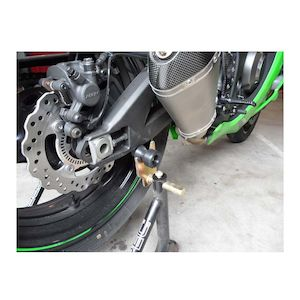 Shogun Swingarm Sliders Kawasaki ZX10R 2011-2015