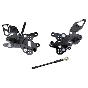 Driven Racing D-Axis Rearset Honda CBR600RR 2007-2012