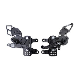 Driven Racing D-Axis Rearset ZX-10R 06-10