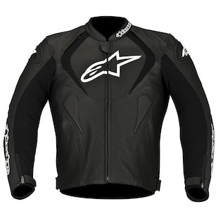 Alpinestars Jaws Perforated Leather Jacket