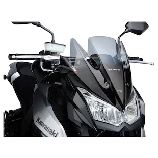 Puig Naked New Generation Windscreen Kawasaki Z1000 2010-2013