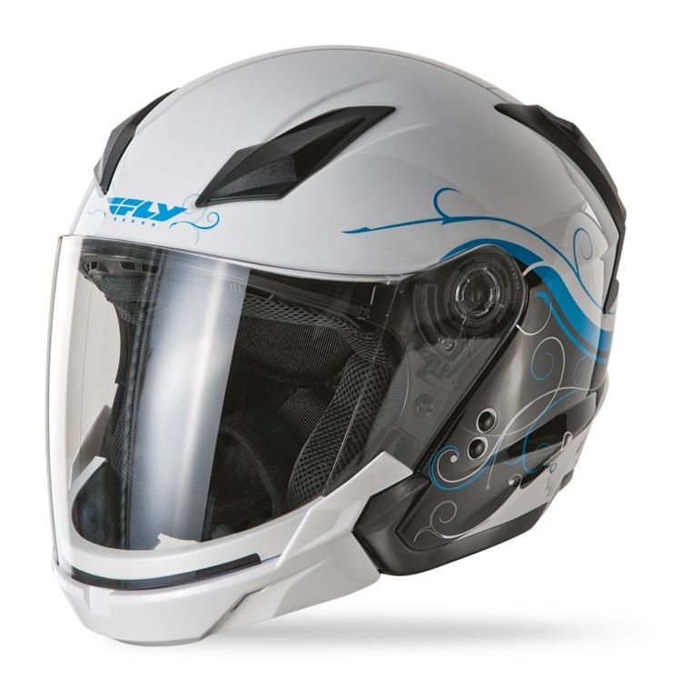 Fly Tourist Cirrus Women's Helmet - RevZilla