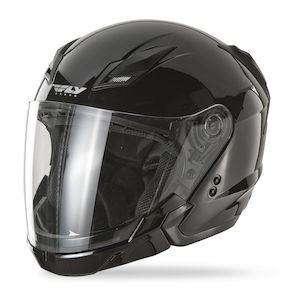 Fly Racing Street Tourist Helmet - Solids