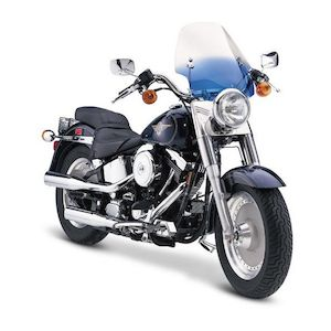Memphis Shades Hell Cat Handlebar-Mounted Windshield