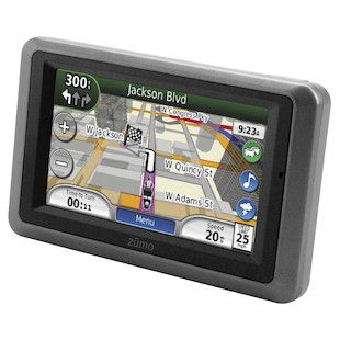 Garmin Zumo 660LM Widescreen Motorcycle GPS
