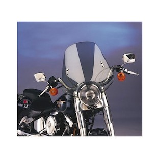 Memphis Shades Classic Deuce Handlebar-Mounted Windshield