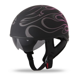 Fly Women's .357 Flame Helmet