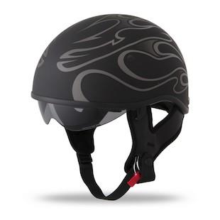Fly .357 Flame Helmet
