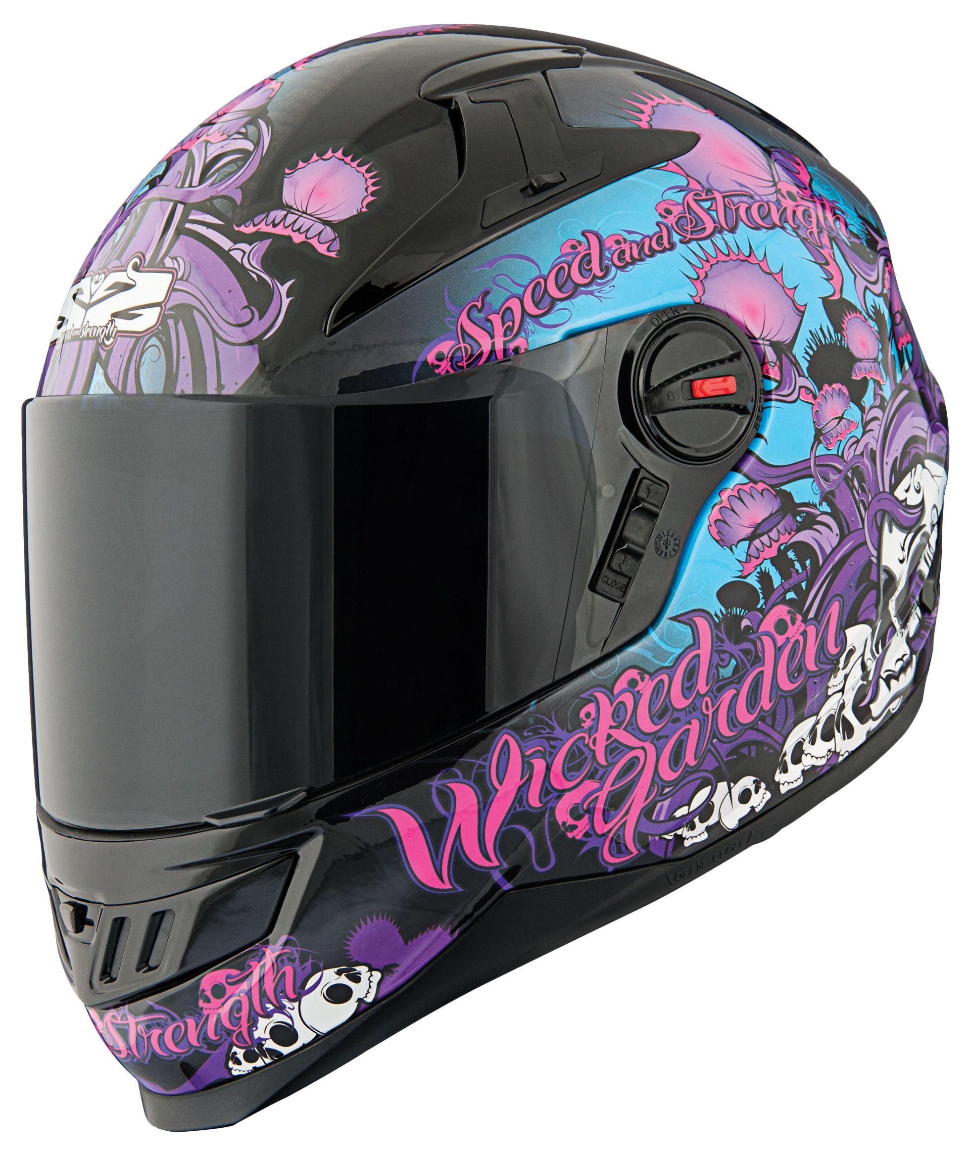 Speed and Strength Women's SS1300 Wicked Garden Helmet ...