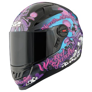 Speed and Strength Women's SS1300 Wicked Garden Helmet