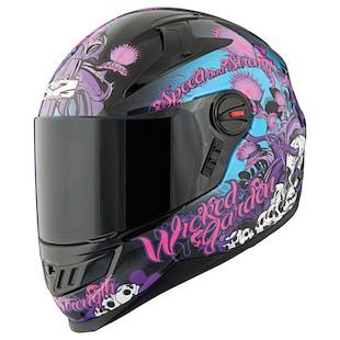 Speed and Strength Women's SS1300 Wicked Garden Helmet