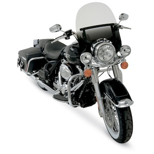 Memphis Shades Memphis Slim Windshield For Road King 1994-2014