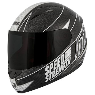 Speed and Strength SS1100 62 Motorsports Helmet