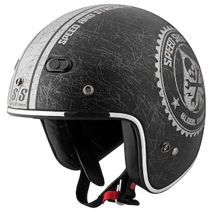Speed and Strength SS600 Speed Shop Helmet (Size XL Only)
