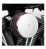 Arlen Ness Smooth Stage 1 Big Sucker Air Cleaner Kit For Harley Twin Cam 1999-2016