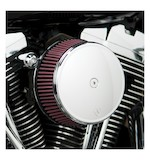 Arlen Ness Stage 1 Big Sucker Air Cleaner Kit For Harley Touring With Magneti Marelli FI 1999-2001