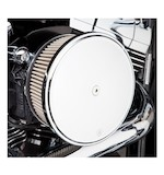 Arlen Ness Smooth Stage 2 Big Sucker Air Cleaner Kit For Harley Touring With EFI 1999-2001