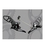 Vortex Adjustable Rearsets Kawasaki ZX14R 2006-2013