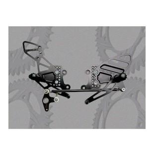 Vortex Adjustable Rearsets Honda CBR600RR 2003-2006 / CBR1000RR 2004-2007