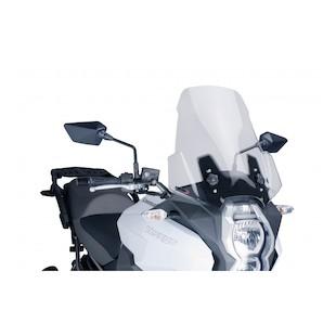 Puig Touring Windscreen Kawasaki Versys 1000 2012-2013