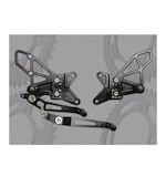 Vortex Adjustable Rearsets Yamaha R1 2009-2013