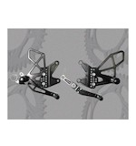 Vortex Adjustable Rearsets Yamaha R6 2006-2013 / R6S 10