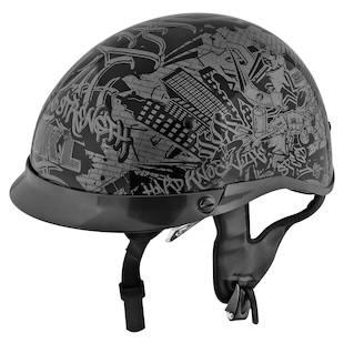 Speed and Strength SS400 Hard Knock Life Helmet