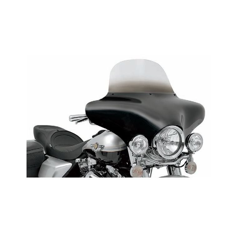 Memphis Shades Batwing Fairing Windshield For Harley