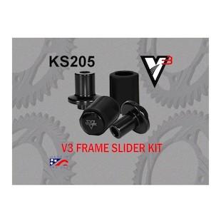 Vortex V3 Frame Sliders Honda CBR600RR 2003-2006