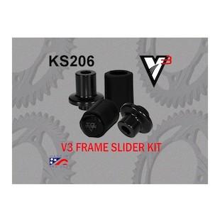 Vortex V3 Frame Sliders Honda CBR1000RR 2004-2007