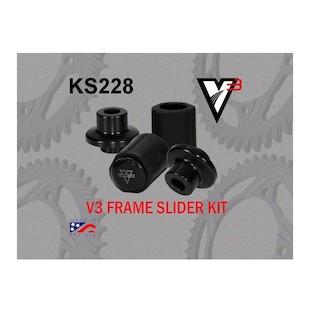 Vortex V3 Frame Sliders Honda CBR1000RR 2008-2012