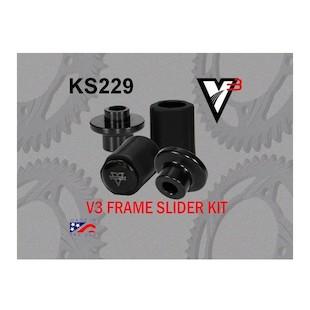 Vortex V3 Frame Sliders Honda CBR600RR 2007-2012