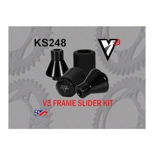 Vortex V3 Frame Sliders Honda F4 1999-2000 / F4i 2001-2006