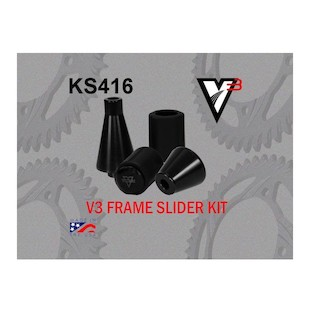 Vortex V3 Frame Sliders Kawasaki ZX6R/RR 2003-2006