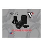 Vortex V3 Frame Sliders Kawasaki ZX10R 2011-2015